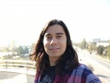 Selfies: Portrait - f/2.0, ISO 100, 1/470s - Realme X2 Pro review