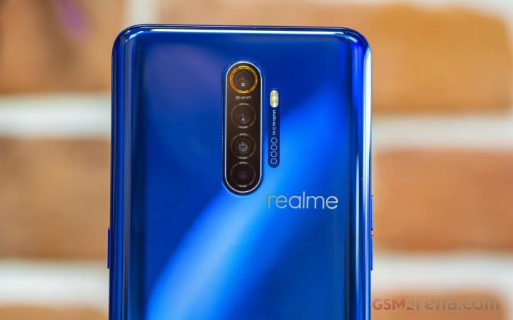 Original Oppo realme X2 X 2 6G 128GB 4G FDD LTE Mobile Phone Global ROM 6.4