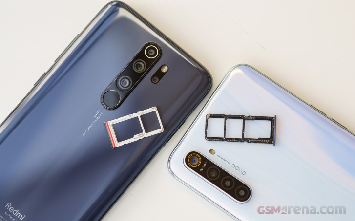 Realme X2 vs. Redmi Note 8 Pro review