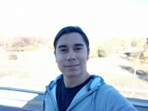 Selfies: Portrait - f/2.0, ISO 100, 1/242s - Realme X2 review