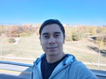 Selfies: Normal - f/2.0, ISO 100, 1/245s - Realme X2 review
