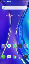 Homescreen - Realme XT review