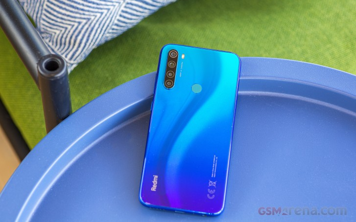 Xiaomi Redmi Note 8 Review Design And 360 Degree View