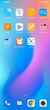 Homescreen - Xiaomi Redmi Note 8T review
