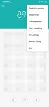 FM radio - Xiaomi Redmi Note 8T review