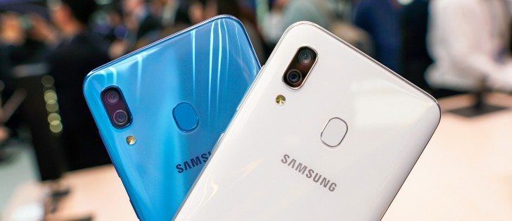 Samsung Galaxy A50, A30, Tab S5e hands-on review: Samsung Galaxy A50
