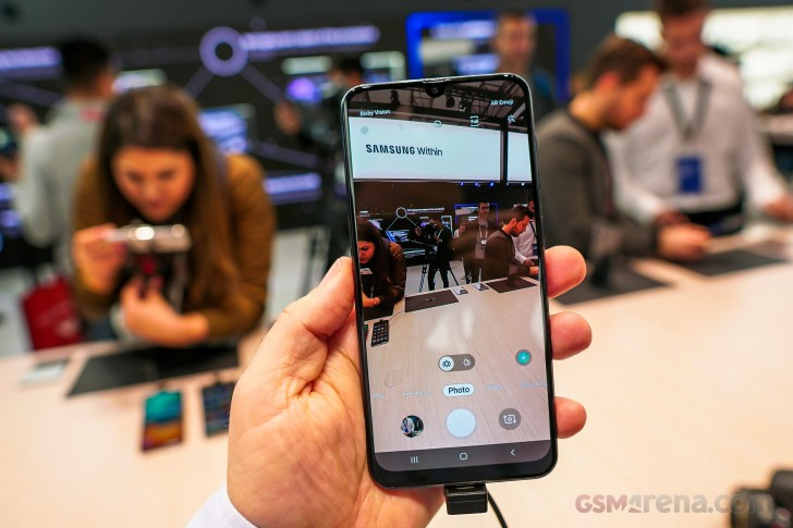 Samsung A50, A30, Tab S5e hands-on review