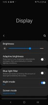 Night mode - Samsung Galaxy A30 review