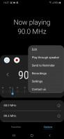FM radio - Samsung Galaxy A50 review