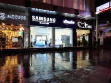 Night mode images - f/2.0, ISO 80, 1/50s - Samsung Galaxy A50s hands-on review