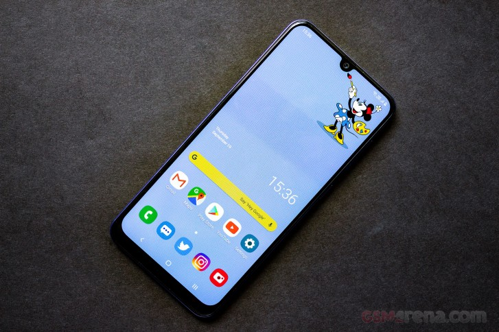 Samsung Galaxy A50s hands-on review