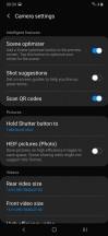 Camera application - Samsung Galaxy A50s hands-on review
