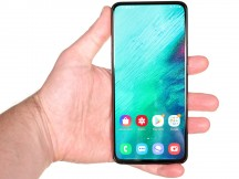 In the hand - Samsung Galaxy A80 review