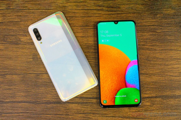 Samsung Galaxy A90 Handson review