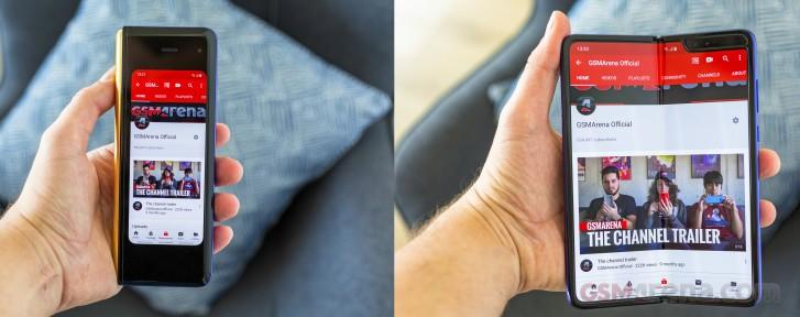 Samsung Galaxy Fold review