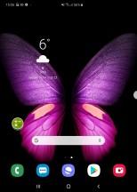 Restoring multi-tasking apps - Samsung Galaxy Fold review