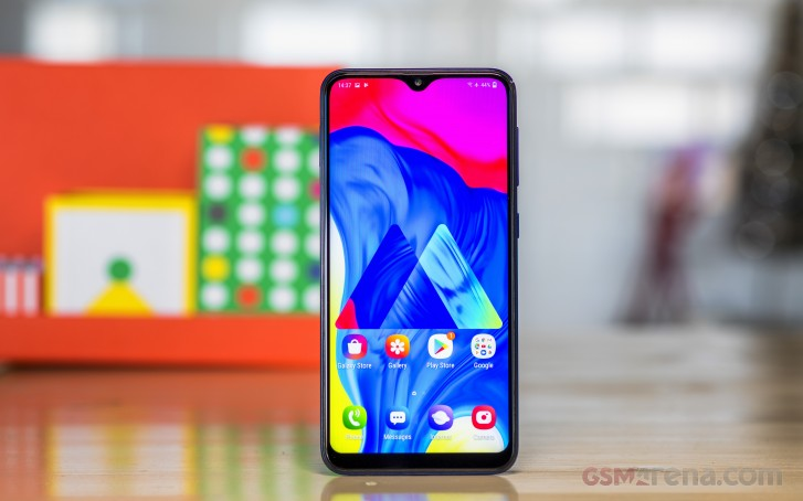 Samsung Galaxy M10 review: Camera performance and image quality