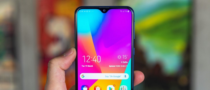 Samsung Galaxy M20 review: User interface, performance