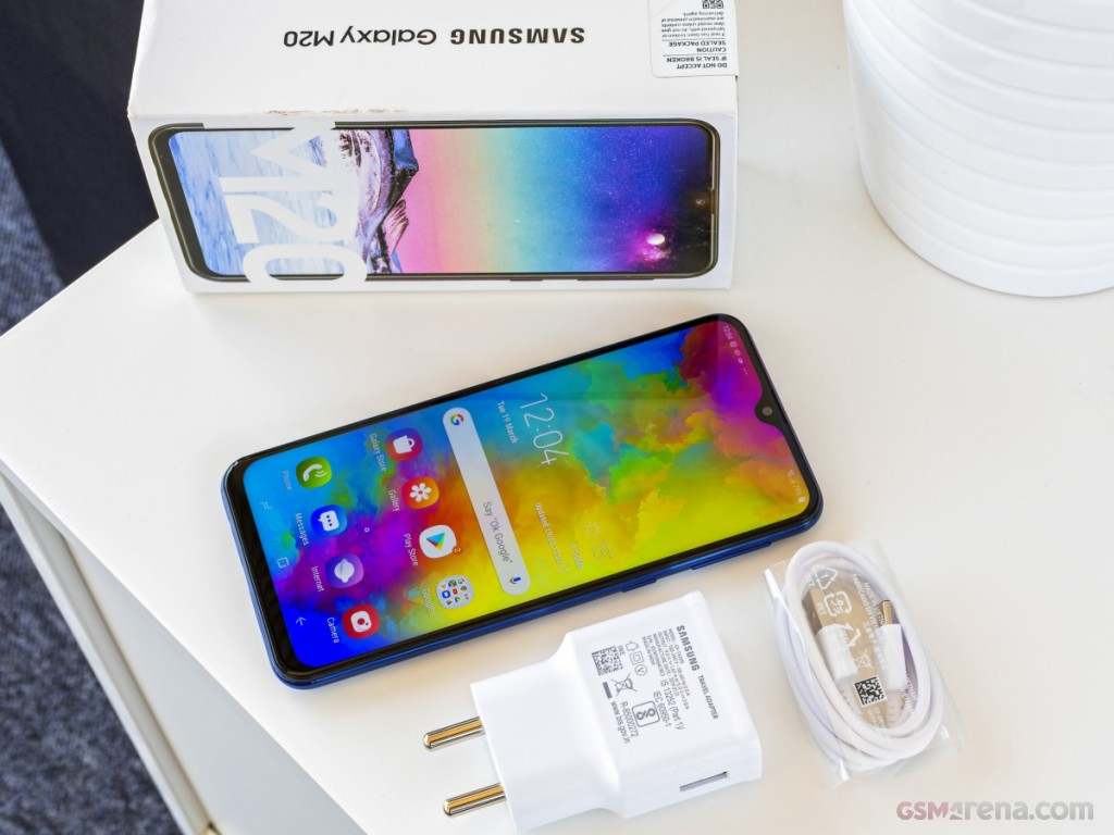 Samsung Galaxy M20 Pictures Official Photos