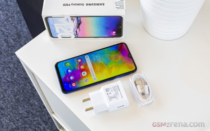Samsung Galaxy M20 review