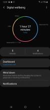 Digital wellbeing - Samsung Galaxy M30 review