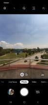 Camera UI - Samsung Galaxy M30 review