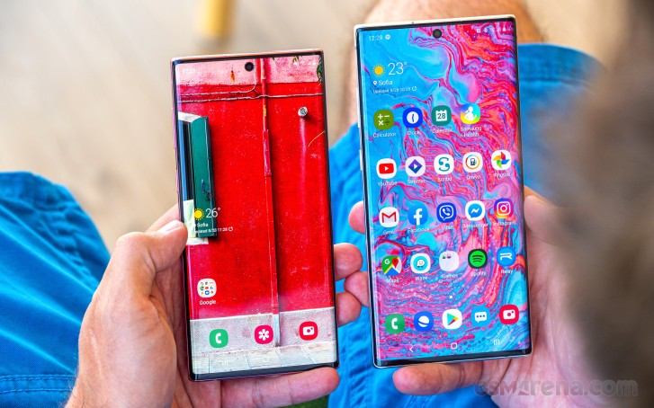 Samsung Galaxy Note10+ long-term review