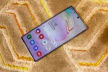 Samsung Galaxy Note 10+ - Samsung Galaxy Note10 and Note10+ hands-on review