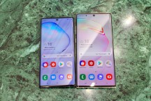 Samsung Galaxy Note10+ and Note10 head to head - Samsung Galaxy Note10 and Note10+ hands-on review