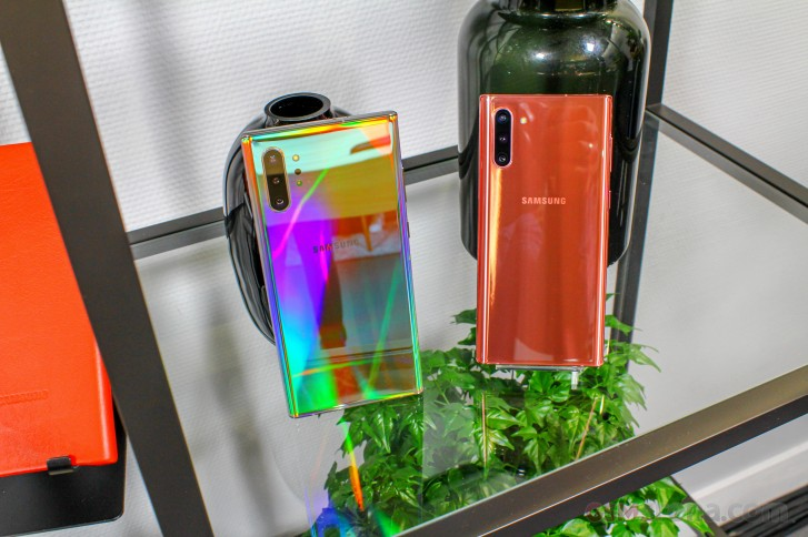Samsung Galaxy Note10 and Note10+ hands-on review