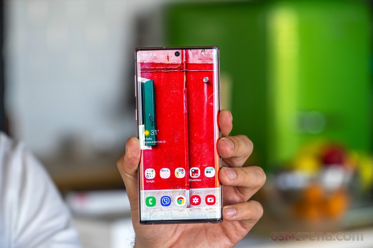 Samsung Galaxy Note10 review
