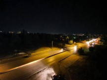Low-light samples, ultra wide angle camera, Photo mode - f/2.2, ISO 1250, 1/8s - Samsung Galaxy Note10 review