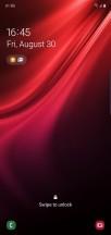 Lockscreen - Samsung Galaxy Note10 review