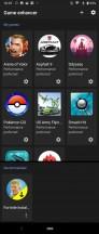 Xperia 1 software: Game Enhancer - Samsung Galaxy S10+ vs. Sony Xperia 1