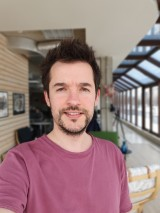 Portrait samples - f/1.5, ISO 50, 1/326s - Samsung Galaxy S10+ review