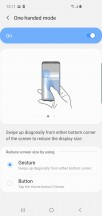 Gestures - Samsung Galaxy S10+ review