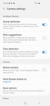 Camera UI - Samsung Galaxy S10+ review