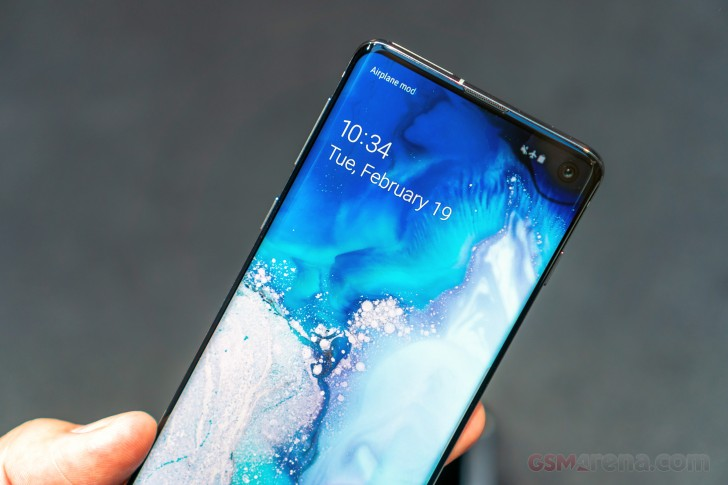 Samsung Galaxy S10, S10+, S10e, S10 5G handson review