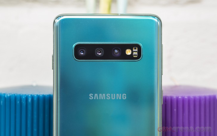 Samsung Galaxy S10 review