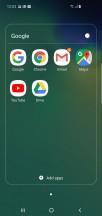 Folder view - Samsung Galaxy S10 review