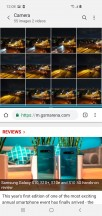 Multi window - Samsung Galaxy S10 review