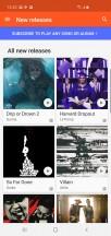 Google Play Music - Samsung Galaxy S10 review