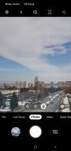 Camera UI - Samsung Galaxy S10 review