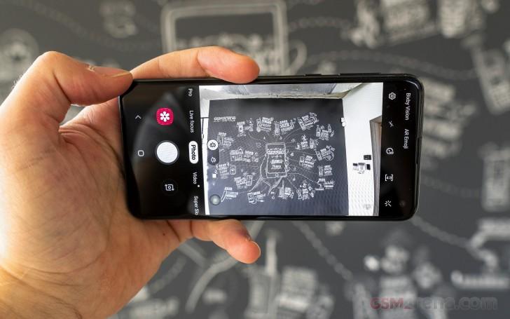 Samsung Galaxy S10e review: Camera