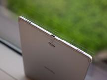 Bottom side - Samsung Galaxy Tab S5e review