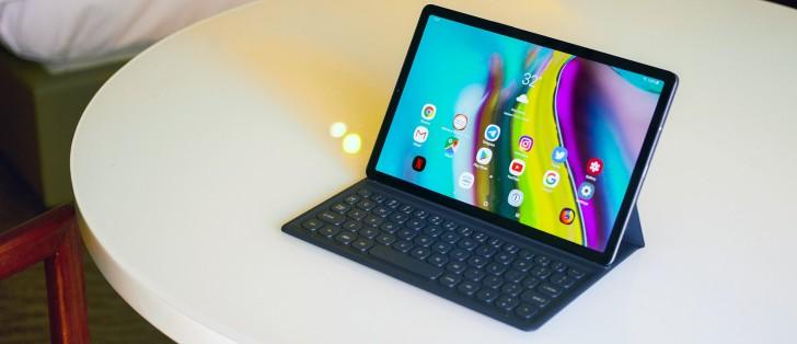 Samsung Galaxy Tab S5e hands-on review - GSMArena com tests