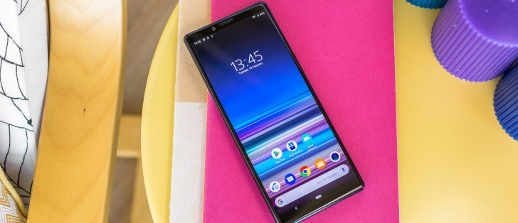 Sony Xperia 1, 10 Plus, 10, L3 hands-on review - GSMArena