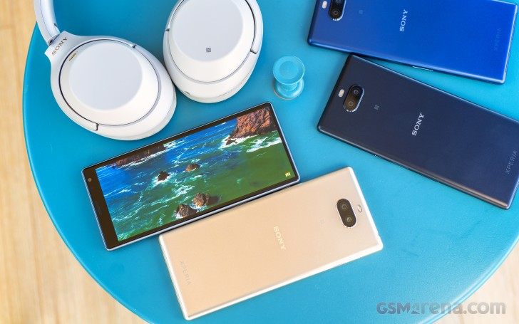 Sony Xperia 10 Plus review: User interface, performance