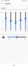 Audio settings - Sony Xperia 10 Plus review