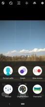 Camera UI - Sony Xperia 10 review